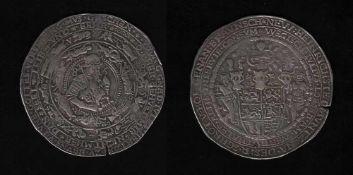 Braunschweig. Silber. Löserzu 3 Reichstalern von 1585. Julius, Herzog zu Braunschweig und