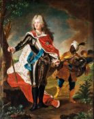 Hyacinthe-François-Honoré-Mathias-Pierre Martyr-André Jean Rigau y Ros (1659-1743) Nachfolge