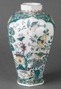 """Bedeutende Vase """"Grüne Familie"""""""