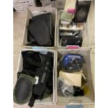 Mixed lot of tactical gear, tools and sport watches, etc. 50+ pieces