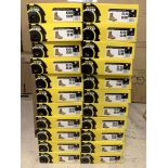 """22 Pairs of Original SWAT Tactical Boots, Coyote 162033,Tan, High Agility Weight, 9"""", Various"""