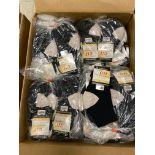 250+ packs of New Socks, Wrightsocks CoolMax CTF, Black/Tan