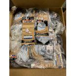 250+ packs of New Socks, Wrightsocks Cushioned DLX, Gray