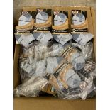 250+ packs of New Socks, Wrightsocks Cushioned DLX, Double Layer, Gray