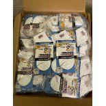 250+ packs of New Socks, American Flag USA Wrightsock Running , Double Layer