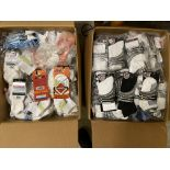 500+ packs of New Socks, Wrightsocks Various Styles, Various Colors and Styles