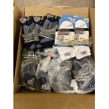 250+ packs of New Socks, Wrightsock Running and Coolmesh, Double Layer, Various Colors