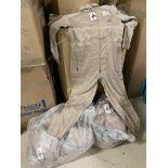 TruSpec Jumpsuit Utility Uniform Clothing, Tan, Approx 75