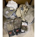 5.11 Brand and Drifire Tactical Gear Utility, Shirts / Pants (Approx 50) Various Sizes/color/styles
