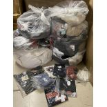 Pallet of Tactical Clothing and Mixed New Clothing, Approx 300+, Various Sizes and Styles