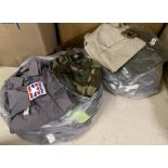 TruSpec and Propper Tactical Gear Utility Shirts & Pants (Approx 50) New with Tags. Various Sizes
