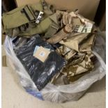 Blackwater Tactical Gear, Vest Gear/Accessories/Parts & Other Clothes (Approx 50) Various sizes
