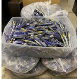Combat ChemiLume Tactical Light Glow Sticks, 800++, Yellow