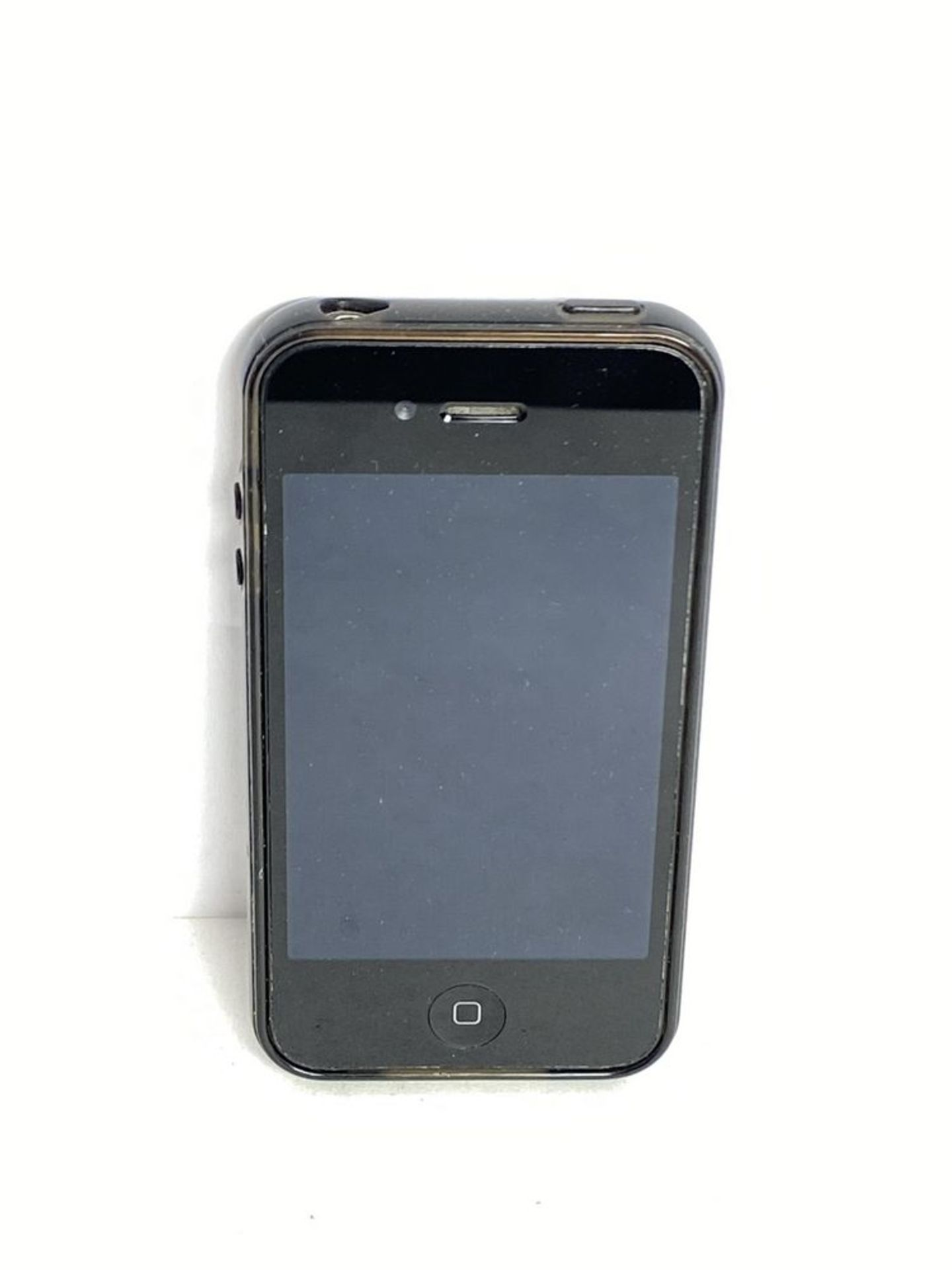 Lot 121 - Apple iPhone 4S Model A1387, Black, In Case