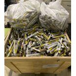 ChemLight Tactical Light Glow Sticks, 1000++, Yellow