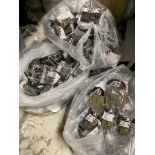 Blackwater Tactical Gear, Approx 150+, Amo, Utility and Grenade Pouches, Camo and Green