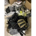 Blackwater Tactical Gear, and Misc other Items, Approx 100+, Misc Vest Gear, Utility Pouches, Etc
