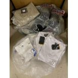 Assorted Tactical Gear Utility Shirts, Pants, Knee Pads (Approx 50) Various Brands/Sizes/color