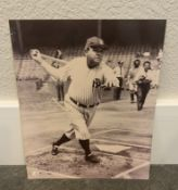 8.5X11 ORIGINAL BLACK AND WHITE BABE RUTH PHOTOGRAPH
