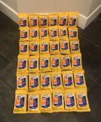 LOT OF 36 TO GO LYSOL WIPES 9 WET WIPES PER PACK, CITRUS BLEND. HARD TO FIND.