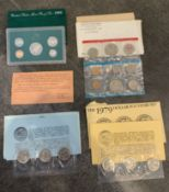 UNITED STATES COIN PROOF SETS AND OTHER COIN COLLECTABLES