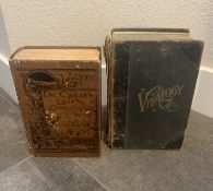 VERY OLD BOOKS VITALOGY THE ENCYCLOPEDIA OF HEALTH 1917 (PEARL JAM ) + DR CHASES COMPLETE WORKS 1905