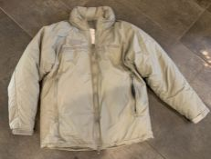 MILITARY PARKA EXTREME COLD WEATHER GENERATION 3 SIZE MEDIUM