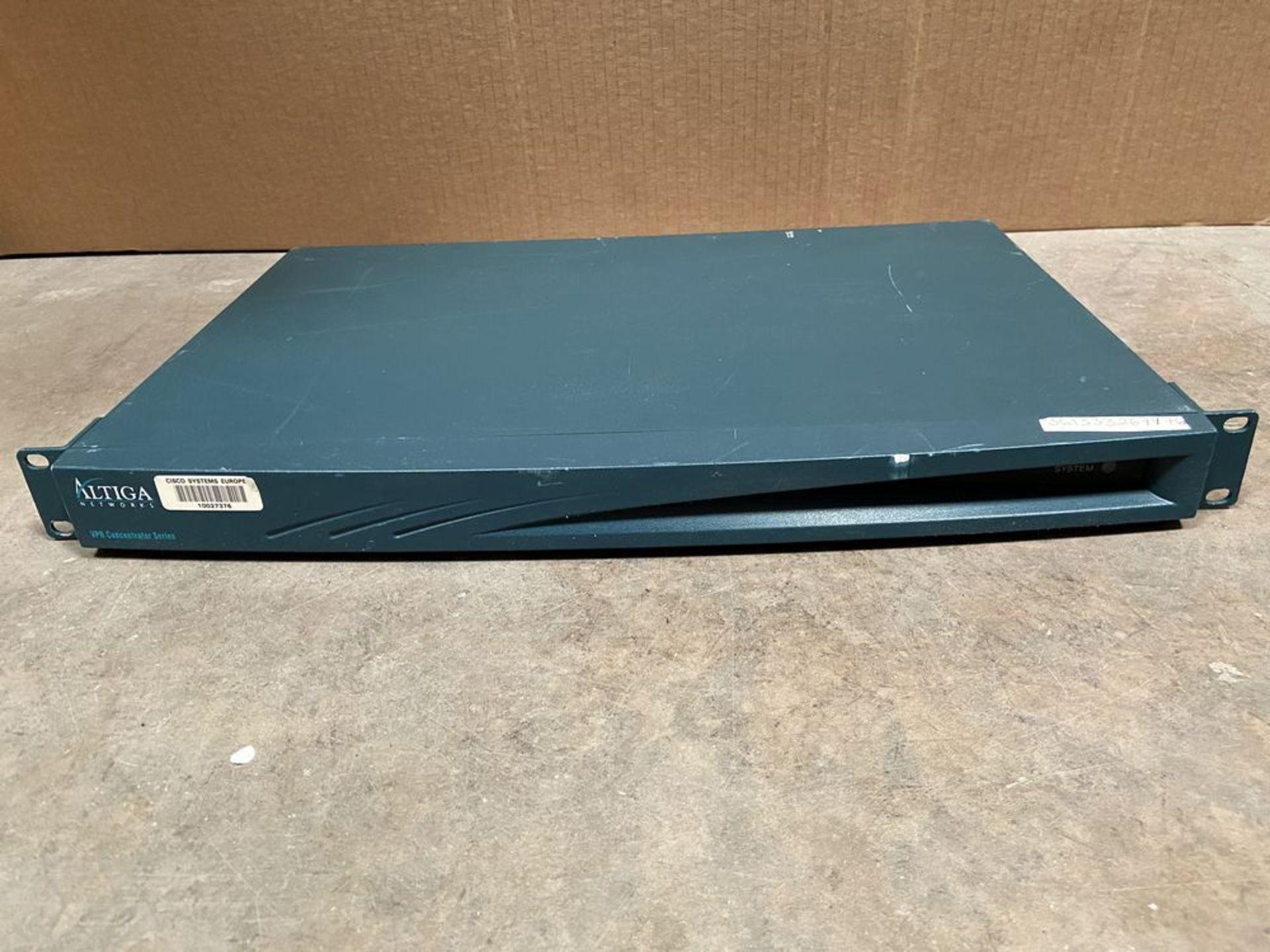 Altiga VPN Concentrator Series Model C5