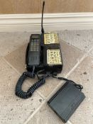Panasonic EB-2501 Vintage Mobile Car Telephone System