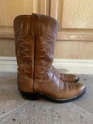 O' Sullivan Cowboy Boots Brown