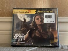 Rogue Angel Disc Set, 5 CDs, 5 Hrs, Graphic Audio