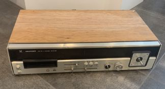 LLOYD'S VINTAGE AM-FM 4 CHANNEL RECEIVER