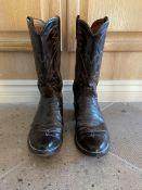 O' Sullivan Cowboy Boots Black