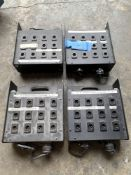 4 x Whirlwind Stage Box Units, Ship from or pick up in Los Angeles