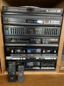 Fisher Studio Standard Audio Vintage System