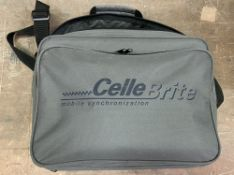 Celle Brite Mobile Synchronization Case and Device UME24