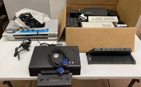 Cisco Webcam, Quantum Equipment, Toshiba Equipment, Sony DVD Drive, Etc