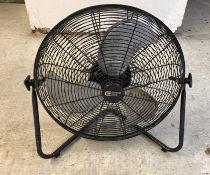 HOME DEPOT 20 in. 3-Speed High Velocity Floor Fan