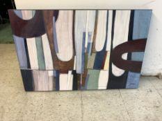 "24X36"" ART PIECE LAMINATED"