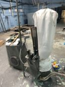 Cissell Steam Form Finisher Mannequin Dry Cleaner Closing