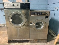 Huebsch + Wascator Commercial Washing Machines Dry Cleaner Laundry