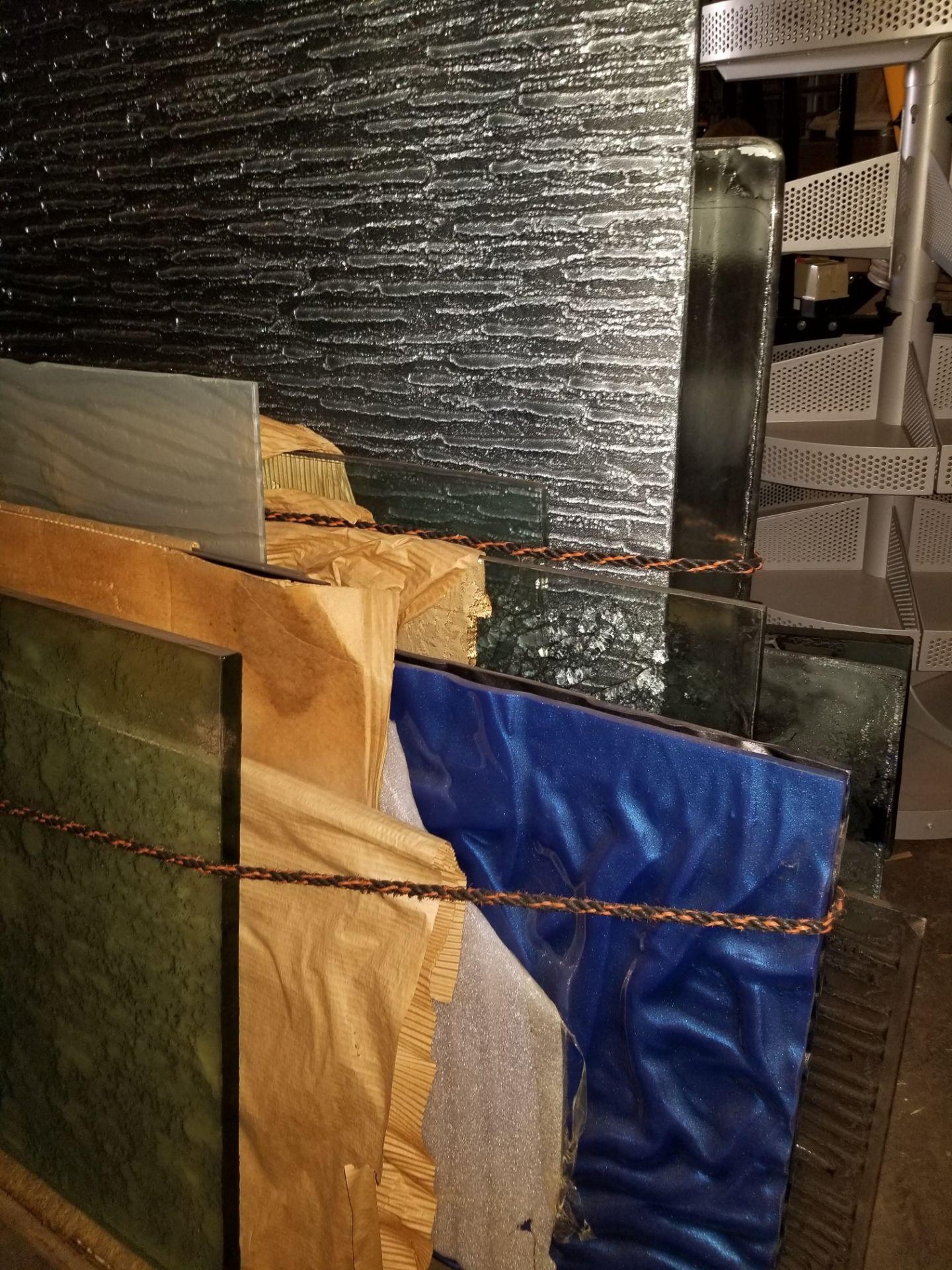Lot 50 - Pallet of Fancy Glass