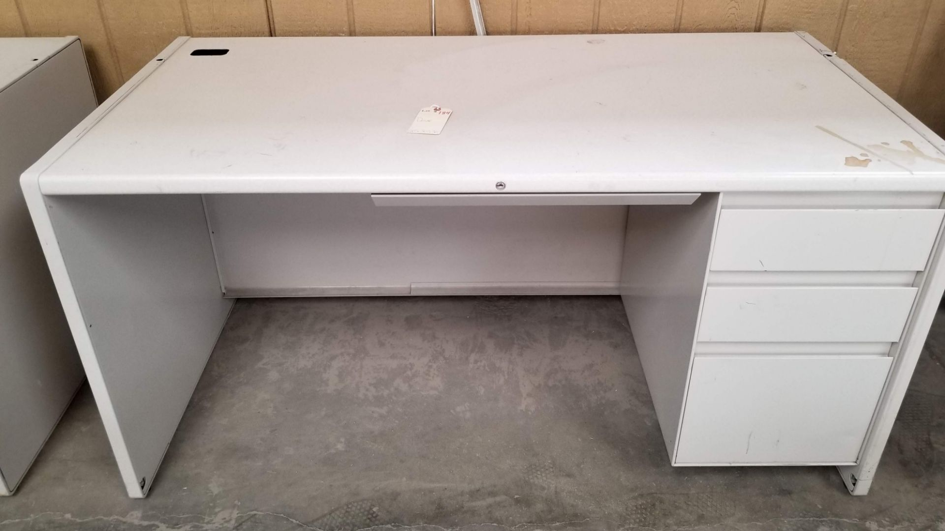 "Office Desk 60"" x 30"" x 29"" with 3 Drawers"