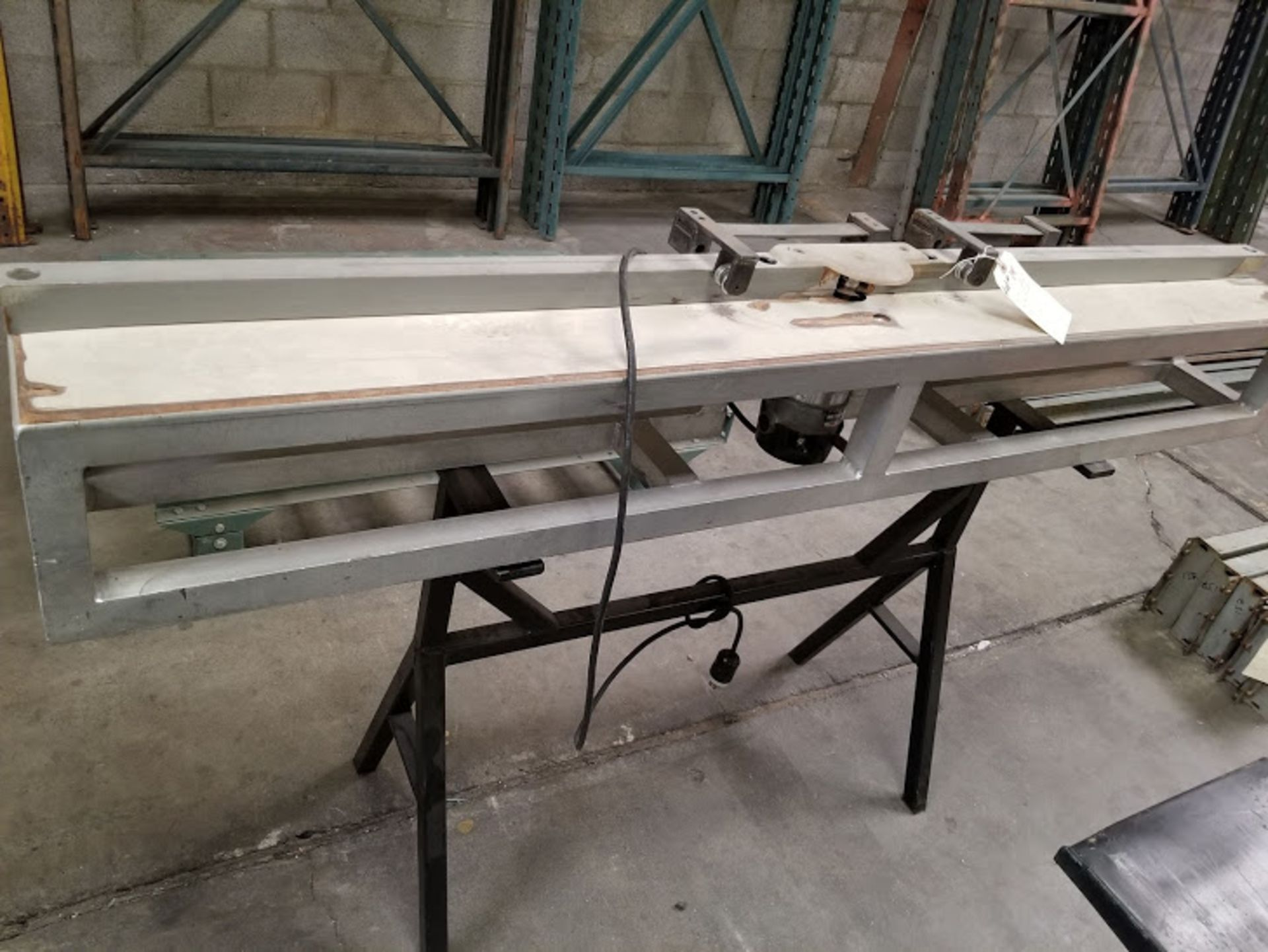 Lot 14 - Porter Cable 1-1/2 HP Router with Table