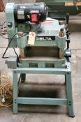 "Delta 13"" Wood Planer Model #22-660 2HP 220 Volts 1 Phase Motor"