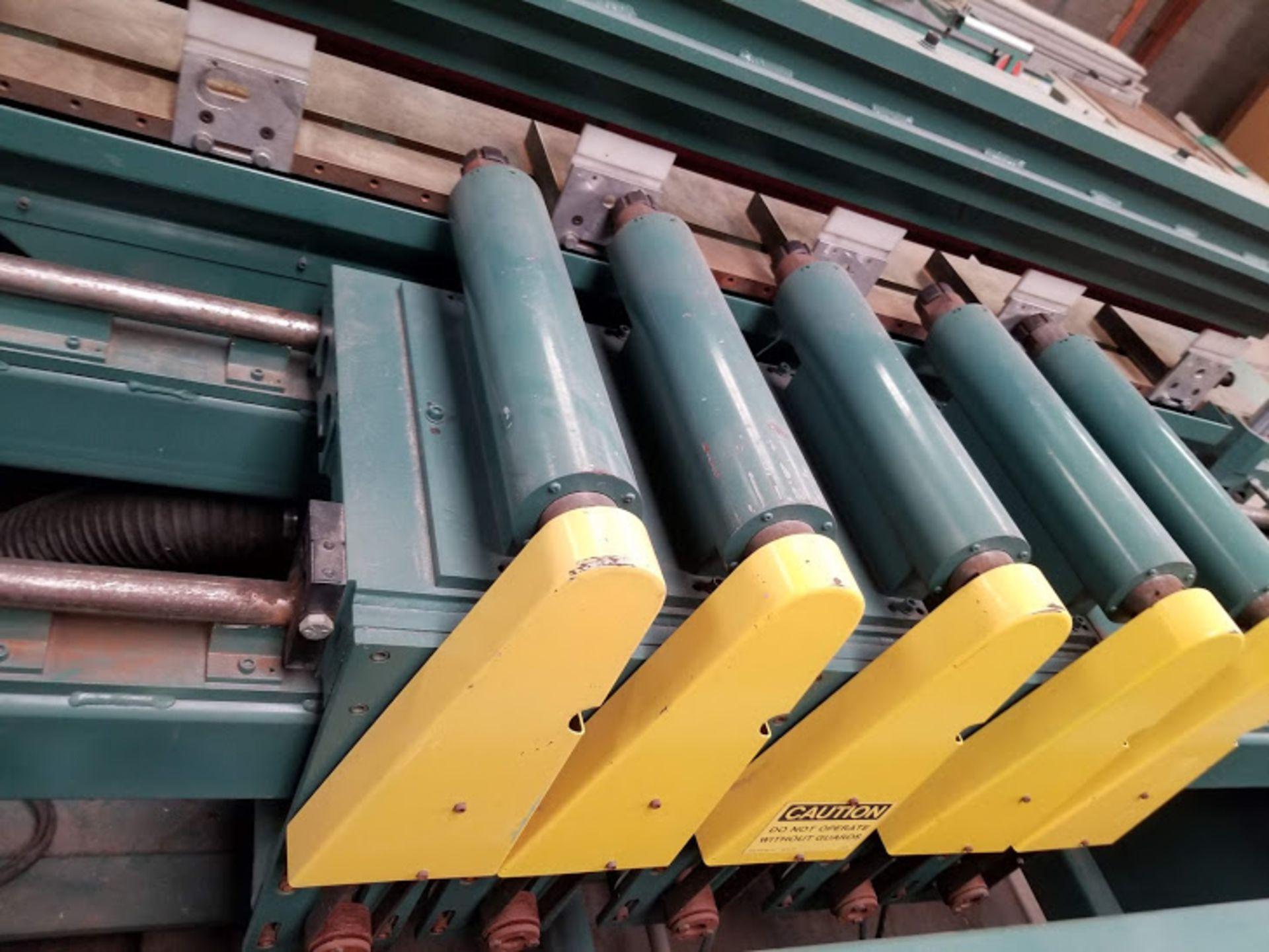Dodds 5-Spindle Boring Machine, Model: B-802 Baldor 1.5HP 208-230/460 Volts (5 Motors) - Image 6 of 6