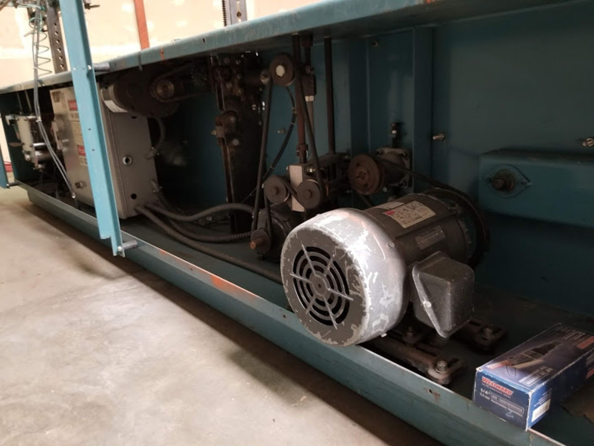 Norfield Door & Jamb Machine, Model: Magnum - Image 9 of 9