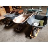 Wheel Barrows (Qty 4)
