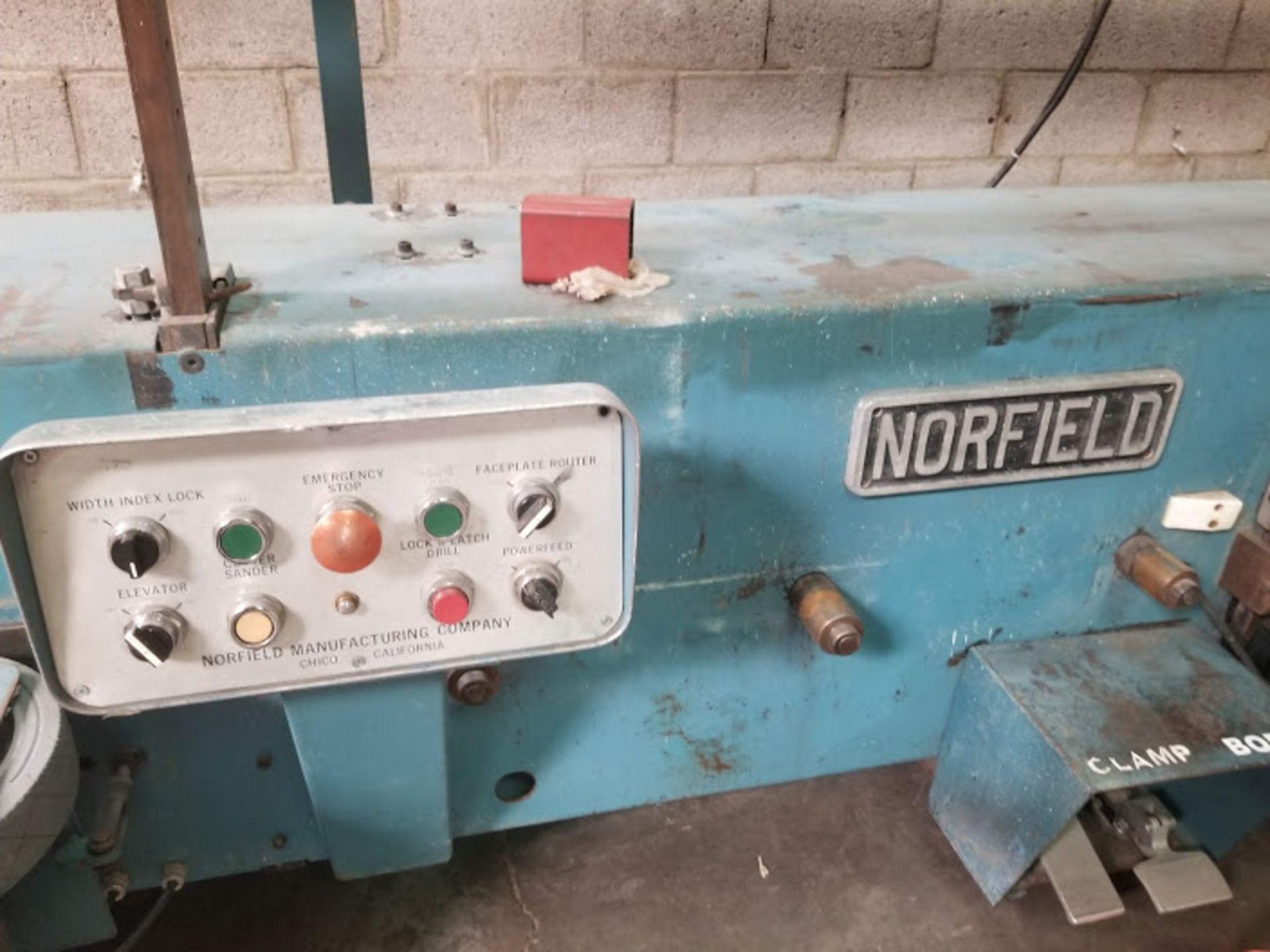 Norfield Door & Jamb Machine, Model: Magnum - Image 4 of 9