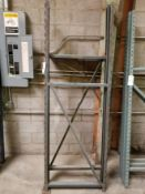 "Pallet Racking Uprights (88"" x 30"") Qty 2"